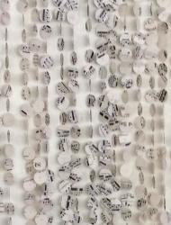 074 gardine raumtrenner note deko b