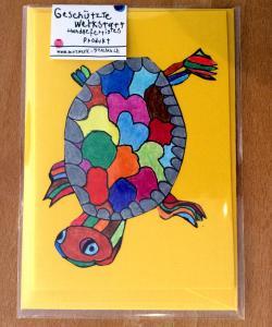 2017 08 23 013 karte kunst schildkrote zoo b 1