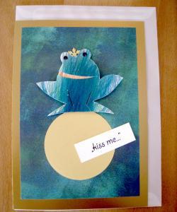 Img 5289 karte flippig zoo frosch b
