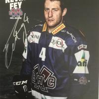 Kevin mit autogramm
