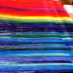Webstuhl farben ii b 1